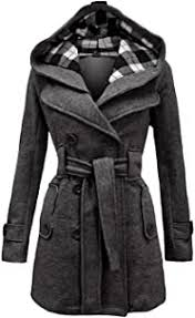 Hooded - Coats / Coats, Jackets & Gilets: Clothing - Amazon.co.uk