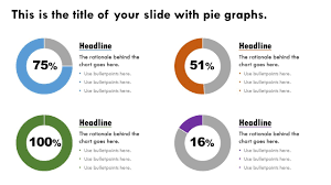 Powerpoint Pie Chart Animation Pie Chart Animated Powerpoint Slide Youtube