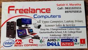 freelance computer services freelance computers college road gulbarga computer