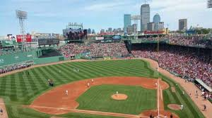 Fenway Seating Chart Pavilion Box Fenway Park Section Pavilion Box 2 Home Of Boston Red Sox