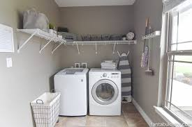 ... Laundry Room Decor Ideas; modern decorations, simple and easy  organization