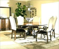how big rug under dining table rug under dining table on carpet area rug under dining