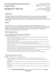 Logistic Coordinator Resume Englishor Com