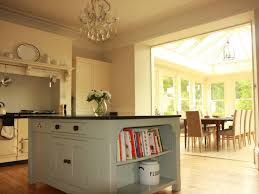 modern country furniture. Gorgeous Modern Country Kitchen With Grey And Cream Colour Scheme Furniture