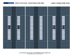 inside door. Niubniub\u0027s Decal Downloads - Death Star Door Inside Edge Wide Decal. I