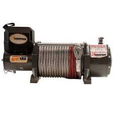 keeper products kw17122 kw 17 500lb single line pull 12vdc w product image 1