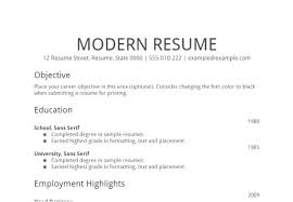 Is Objective Necessary In Resume Example Career Objective For Resume