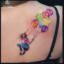 акварельные татуировки фото для девушек