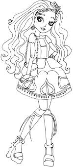 Small Picture 75 best Ever After High Coloring pages images on Pinterest Ever