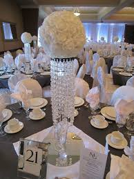 tall exotic designer crystal garland chandelier wedding centerpiece 32