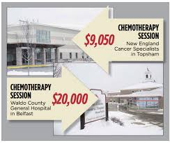 Across Maine Prices For The Same Medical Procedures Are