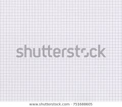 Blank Graph Paper High School Math Stock Photo Edit Now 751688605