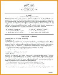 Lovely General Counsel Resume Samples Or University General