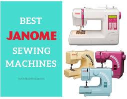 Janome Sewing Machine Comparison