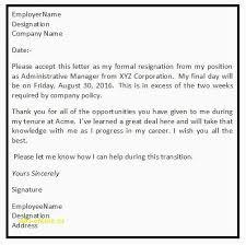 Resignation Memo Best Job Resignation Letter How Write Letter Of Resignation Letters