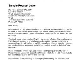 Request Sample Letters 9 Sample Request Letters Sample Letters Word