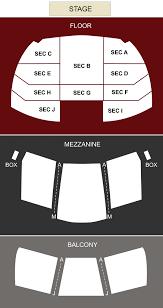 Citi Performing Arts Center Seating Chart Wilbur Theater Seating Map Wang Theater Boston Capacity Citi