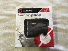 simmons vertical volt 600. simmons volt 600 laser rangefinder-801600 vertical f