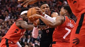 Toronto Raptors handle James Harden but can