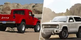 2018 dodge bronco.  Bronco 2018 Ford Bronco Jeep And Dodge Bronco