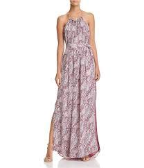 Details About Ramy Brook Womens Naomi A Line Maxi Dress Fusco S