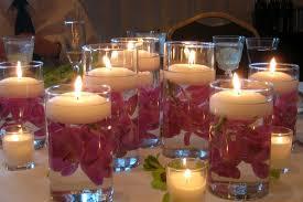 Le candele accessorio natalizio romantico impronta unika
