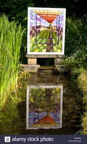 Modern Water Well Design Reflection Of Traditional English Well Dressing At Stoney