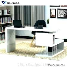 Clear office desk Modern Style Home Office Contemporary Floating Wood Staircase Double As Desk And Turquoise Doragoram Acrylic Office Desk White Pad Ultimate Clear Love Chic Accessories