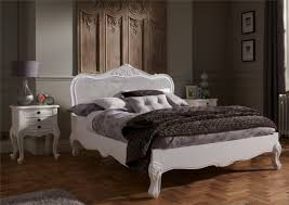 Provencal Bedroom Furniture Provence Rattan Bed Frame Lfe Painted Wood Wooden Beds Beds