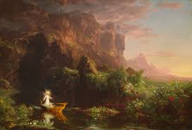 file thomas cole the voyage of life childhood 1842
