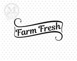 Farm Quotes Enchanting Farm Fresh Digital File Farmhouse Quotes Farm Style Farm Etsy