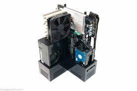 lego gaming computer custom graphics card tower cooler and heatsink 2