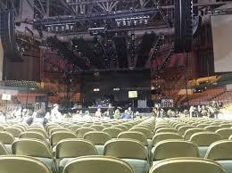 Dcu Center Concert Seating Chart Meticulous Dcu Center
