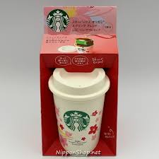 All starbucks stores can grind coffee to this specification. Starbucks Origami Spring Blend With Cup Nipponshop