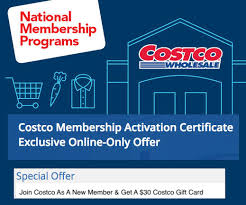 Tue, aug 3, 2021, 4:00pm edt Costco Membership Save 50 Great Work Perks