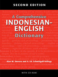 2325 regresi urutan berbalik ke belakang. A Comprehensive Indonesian English Dictionary
