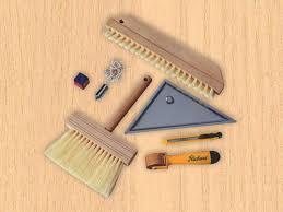 wallpaper hanging tools supplies