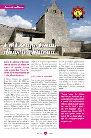 chauvigny mag juin 2018