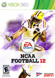 Lsus Roster For Ncaa Football 12 Released And The Valley