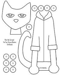 Small Picture A printable felt board activity for Pete the Cat and His Four