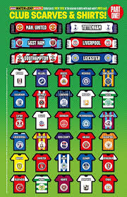 Football League Table Wall Chart Match Of The Day Magazine Launches Free Fantasy Football