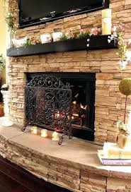 stacked stone fireplace cost stone fireplace cost perfect stacked stone fireplace cost on decisions in designing