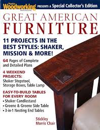 Great American Furniture Digital Download