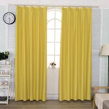 How To Light Proof A Door Us 22 49 Lychee Solid Color Lightproof Curtain Modern Door Curtain Window Room Divider Curtain Valance Home Decoration On Aliexpress