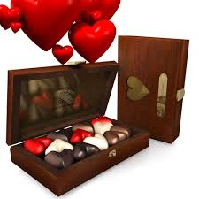 gourmet french chocolate hearts