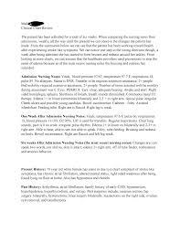 Clinical Chart Review Nrse 2351 Etsu Studocu
