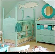 ocean nursery decor decorating theme bedrooms manor themed baby shower decoration ideas beach themed