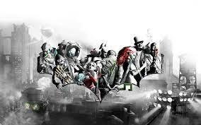 Batman: Arkham City [4] wallpaper ...