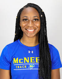 Victoria Pierson - 2021 - Women's Track and Field - McNeese State ...