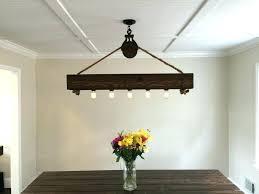 rustic chandelier diy rustic chandelier perfect